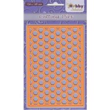 Nellie Snellen Hobby Solution Die - Background Chickenwire