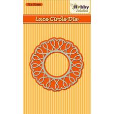 Nellie Snellen / Hobby Solution Die - Lace Circle