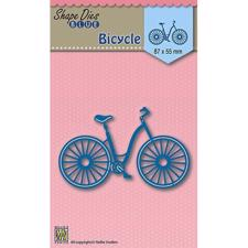 Nellie Snellen Shape Die BLUE - Bicycle