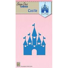Nellie Snellen Shape Die BLUE - Castle