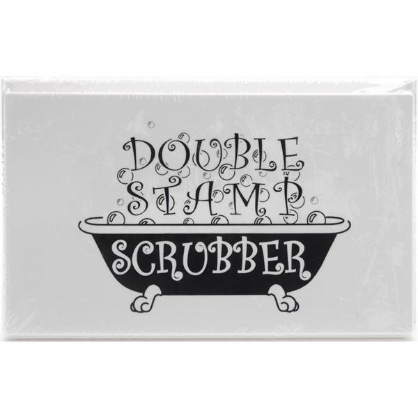 Double Stamp Scrubber (Badekar)