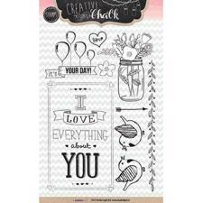 Studiolight Clear Stamp - You