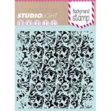 Studiolight Clear Stamp - Background / Flourish Pattern