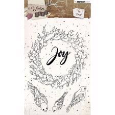 Studiolight Clear Stamp - Winter Days / Joy