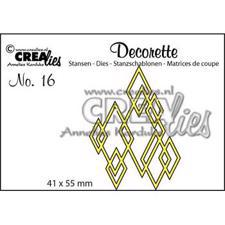CREAlies - Decorette Die - Diamond