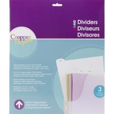 Cropper Hopper - Dividers (for Paper Holder)