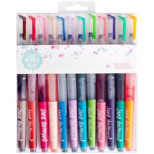Jane Davenport Mermaid Markers - 12/pkg