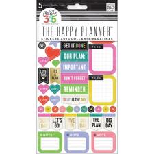 Happy Planner - Create 365 Stickers / Everyday Reminders