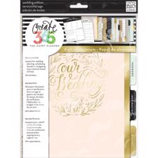 Happy Planner - Create 365 Extension Pack / Wedding (std)