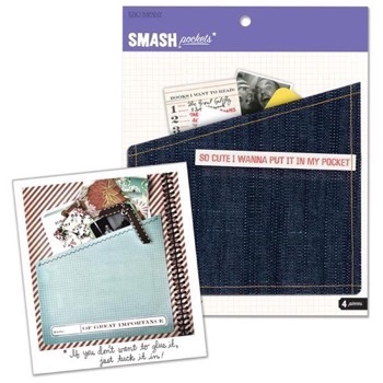 Smash! - Folder Pockets