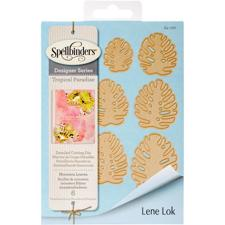 Spellbinders Shapeabilities - Monstera Leaves
