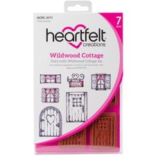 Heartfelt Creation Stamp - Wildwood Cottage (house)