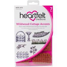 Heartfelt Creation Stamp - Wildwood Cottage Accents