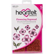 Heartfelt Creation Stamp - Flowering Dogwood