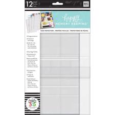 Happy Planner - Create 365 - Page Protectors (BIG)
