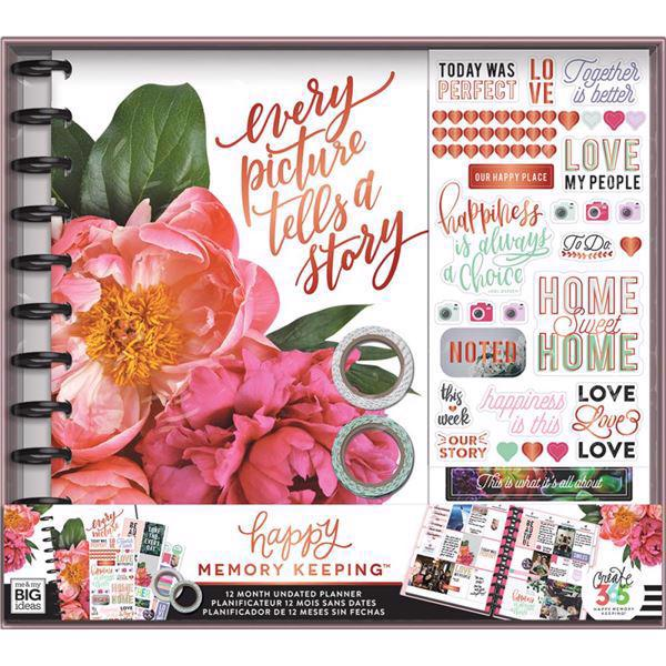 Happy Planner - BIG Happy Planner BOX Kit  / Every Picture Tells A Story