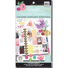 Happy Planner - Happy Planner / Sticker Value Pack - Floral Memories