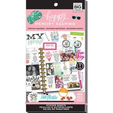 Happy Planner - Happy Planner / Sticker Value Pack - Everyday Memories