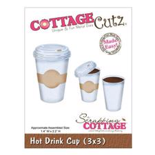Cottage Cutz  Die - Hot Drink