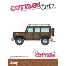 Cottage Cutz  Die - Jeep