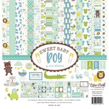 Echo Park Paper Collection Pack - Sweet Baby Boy