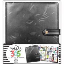 Happy Planner - Create 365 Deluxe Cover Planner / Black (Big/STOR)