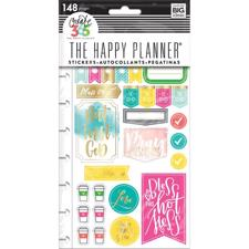 Happy Planner - Create 365 Stickers / Faith Gratitude