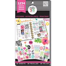 Happy Planner - Happy Planner / Sticker Value Pack - Today Is The Day