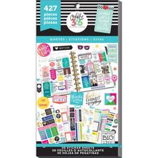 Happy Planner - Happy Planner / Sticker Value Pack - Quotes