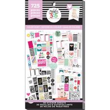 Happy Planner - Happy Planner / Sticker Value Pack - Classic Color Way  (Color Story)