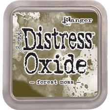 Distress OXIDE Ink Pad - Forest Moss