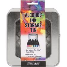 Alcohol Ink Storage Tin