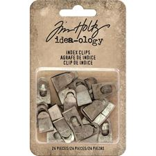 Tim Holtz / Idea-ology - Index Clips