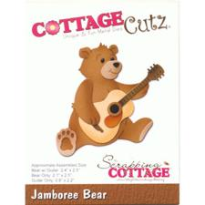 Cottage Cutz  Die - Jamboree Bear
