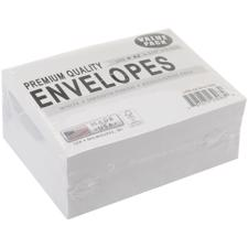 Envelopes (Kuverter) US-A2-format- White (hvid) 100 stk.