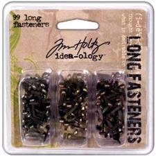 Long Fasteners - Tim Holtz