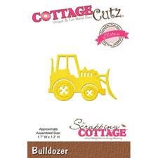 Cottage Cutz  Die - Bulldozer