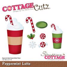 Cottage Cutz  Die - Peppermint Latte