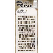 Tim Holtz Layered Stencil - Code