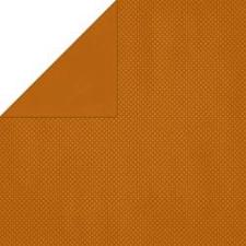 Double Dot Cardstock - Rust