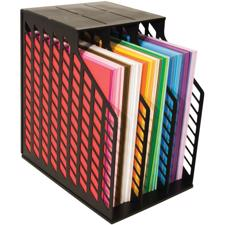 Cropper Hopper - Easy Access Paper Holder BLACK