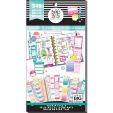 Happy Planner - Happy Planner / Sticker Value Pack - Productivity