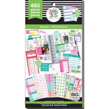 Happy Planner - Happy Planner / Sticker Value Pack - Budget