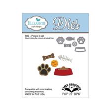 Elizabeth Crafts Die - Pet Props