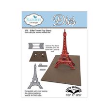 Elizabeth Crafts Die - Eiffel Tower Pop Stand