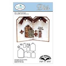 Elizabeth Crafts Die - Tags Pivot Card