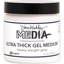 Dina Wakley Media - ULTRA THICK Gel Medium 118 ml (dåse)