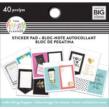 Happy Planner / Create 365 - Tiny Sticker Pad / Make Things Happen