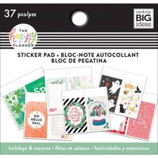 Happy Planner / Create 365 - Tiny Sticker Pad / Holiday & Seasons