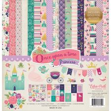 Echo Park Paper Collection Pack - Once Upon a Time / Princess